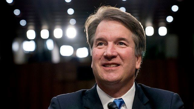 Woman accusing Kavanaugh of sexual misconduct comes forward publicly