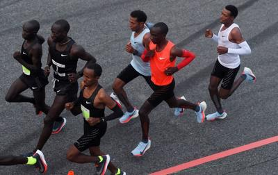 Eliud Kipchoge 'confident' he can run first ever sub-two-hour marathon