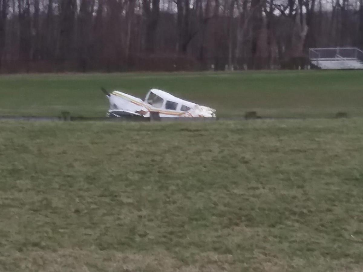PHOTOS: Small plane crash reported in Meriden | News | wfsb com