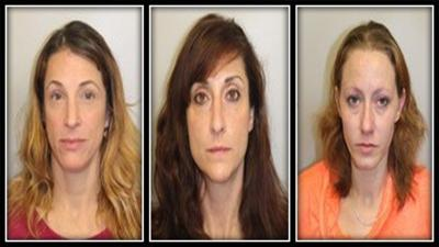 3 women charged with prostitution in Newington