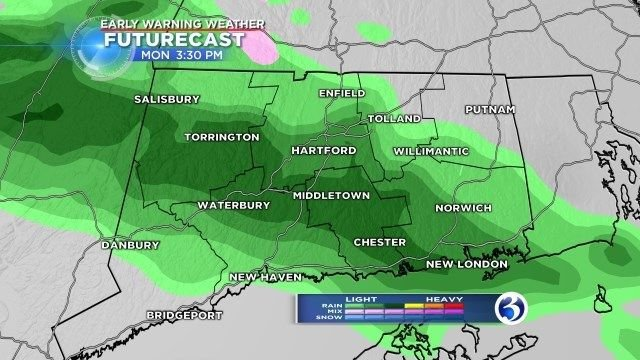 Dense fog advisory issued for parts of CT