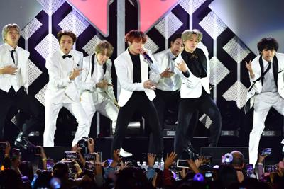 K-pop megastars BTS announce 2020 'Map of the Soul' world tour