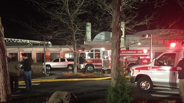 4-alarm fire at JCC in Woodbridge sends two firefighters to hospital