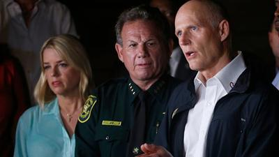 Sheriff: Deputy at Parkland never engaged shooter, has now resigned
