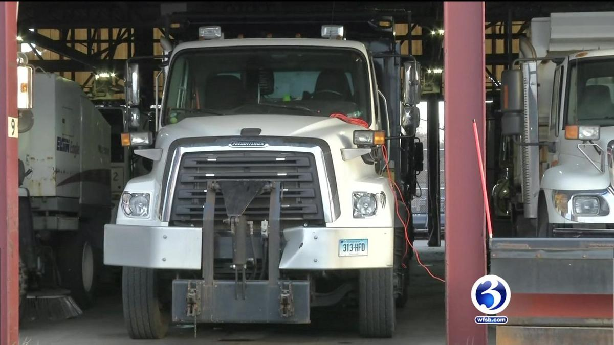 VIDEO: Public works departments ready for Friday