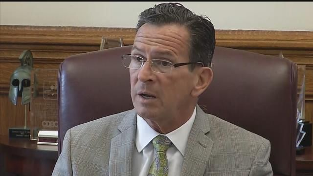 Malloy joins housing providers, residents in urging lawmakers to pass budget