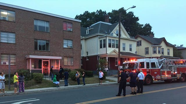 Hartford firefighters respond to second fire of the morning