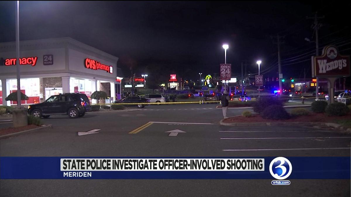 Video: State police investigate officer-involved shooting