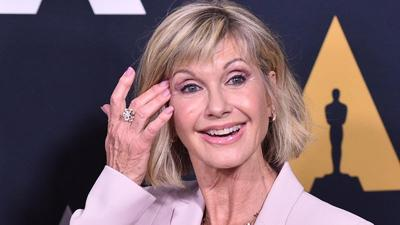 Olivia Newton-John is battling cancer for the third time