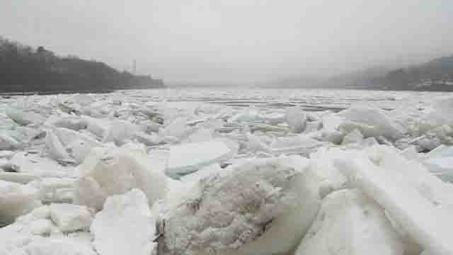 Ice jams continue to create issues for rivers, marinas