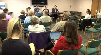 Senator meets with residents to talk rising healthcare costs