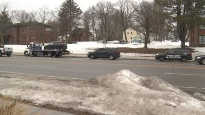 Wethersfield police chase