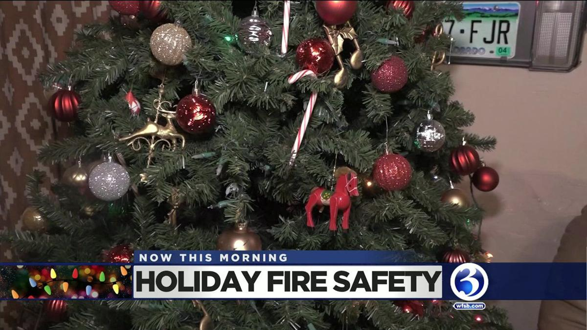 VIDEO: Holiday Fire Safety