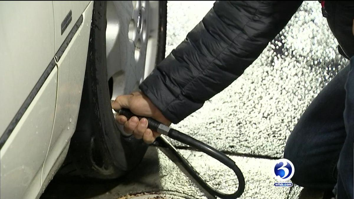 VIDEO: AAA advises defensive driving when temps drop