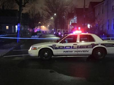 New Haven Officer Involved Shooting