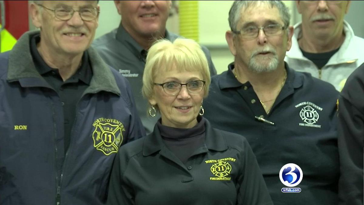 Video: Paramedic thanks fellow EMTs, wife for saving his life during heart attack