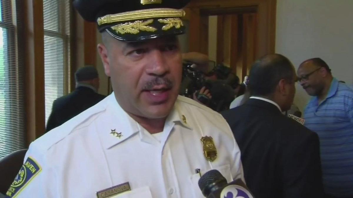 Local leaders speak out about New Haven assistant chief's suspension