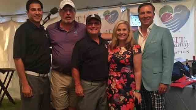 11th Annual Petit Family Foundation Golf Tournament held Monday