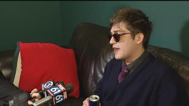 Lucian Wintrich to seek 'legal justice' after arrest on UConn campus