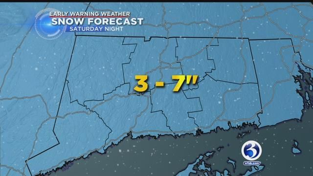 Winter Storm Warning Bring It On Says >> Quick Storm To Bring Snow To The State This Weekend Weather Wfsb Com