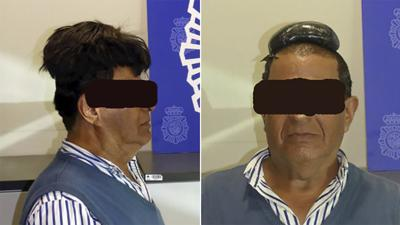 Man arrested with cocaine under wig