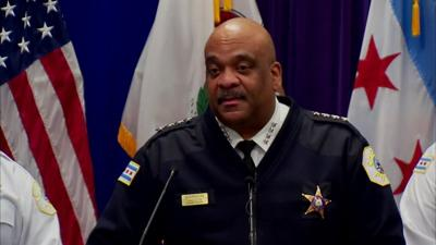 Chicago mayor fires city's top cop for 'intolerable' actions and misleading the public
