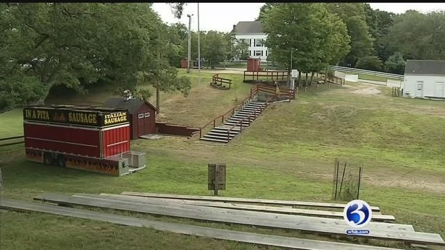 Preps for Hamburg Fair are underway