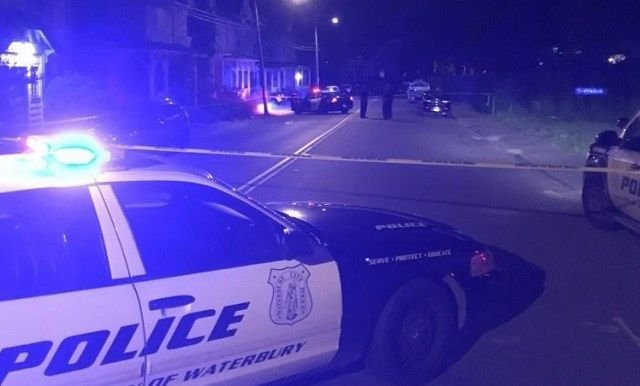 PD: Man shot in Waterbury, suspect still at large