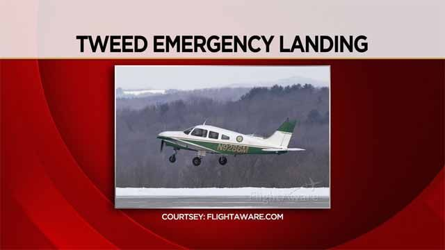 CT Flight Academy plane made emergency landing on Thursday