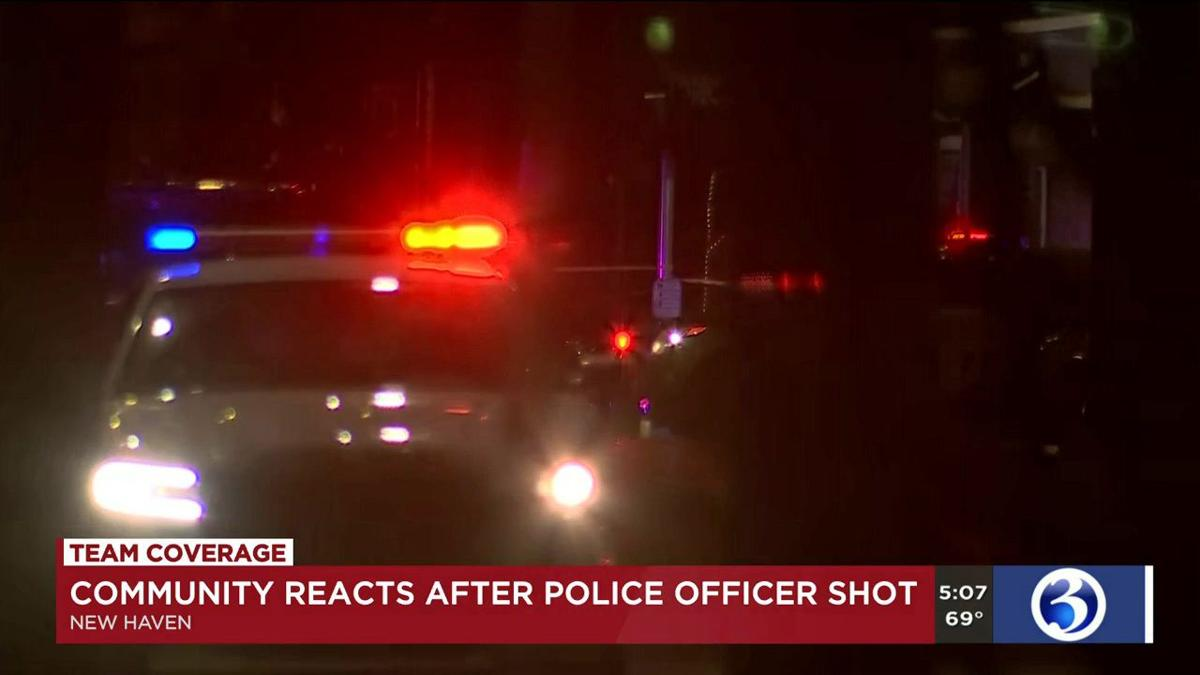 VIDEO: Police captain rushed to the hospital after shooting