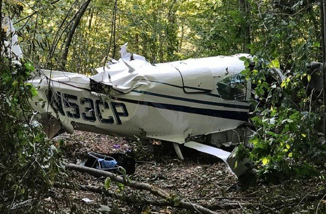NASCAR driver killed in North Branford plane crash