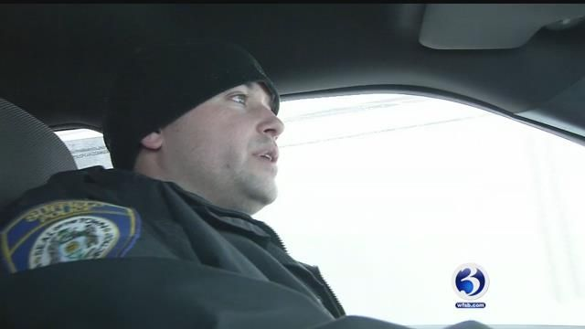 Suffield authorities show how emergency responders handle Blizzard Brody