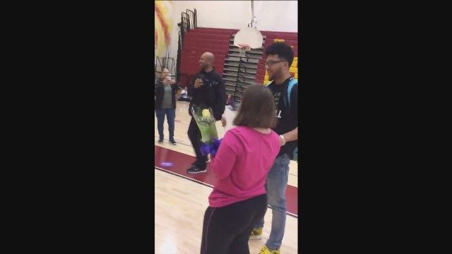 New Britain student's prom proposal goes viral