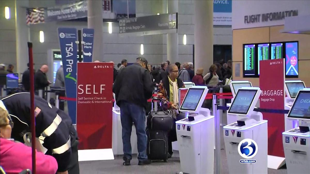 VIDEO: Record number of people expected to travel