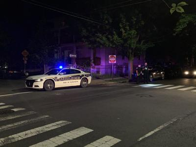 New Haven Shooting Thompson