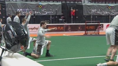 Black Wolves continue to grow fan base while going for playoff run