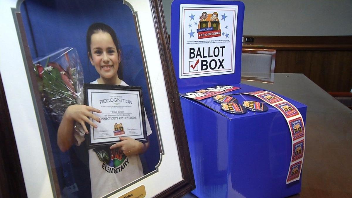 CT kid governor election to begin next week