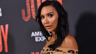 'Glee' star Naya Rivera is laid to rest in a Hollywood ...