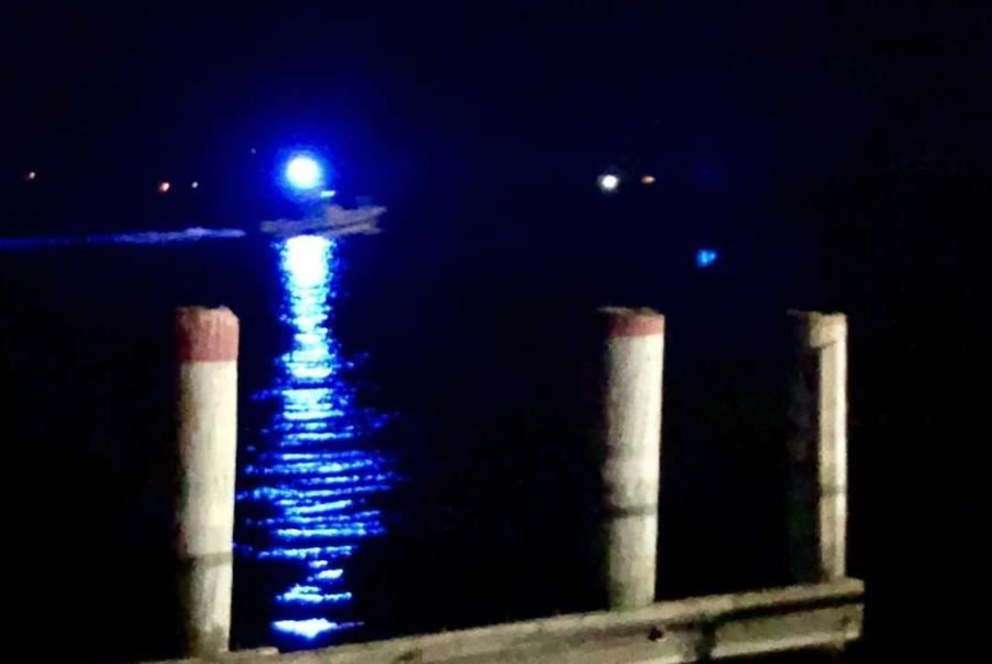 Multiple agencies search for missing man after found kayak