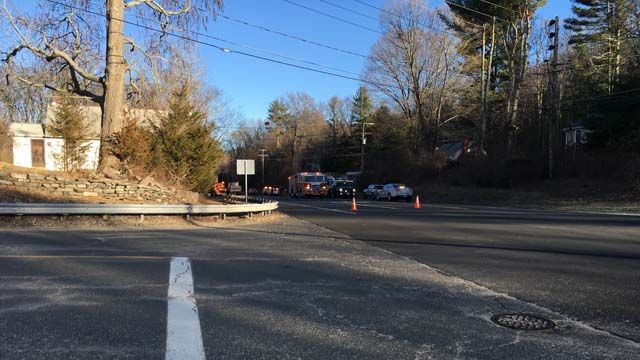 Wethersfield man dies after tree falls on his truck in Columbia