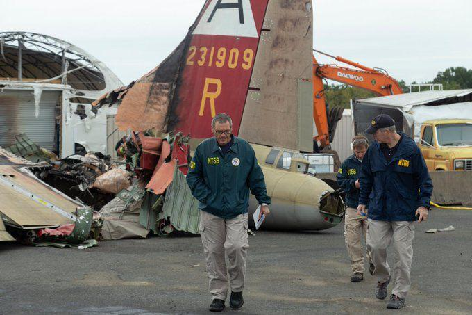 NTSB releases preliminary report on deadly vintage plane crash