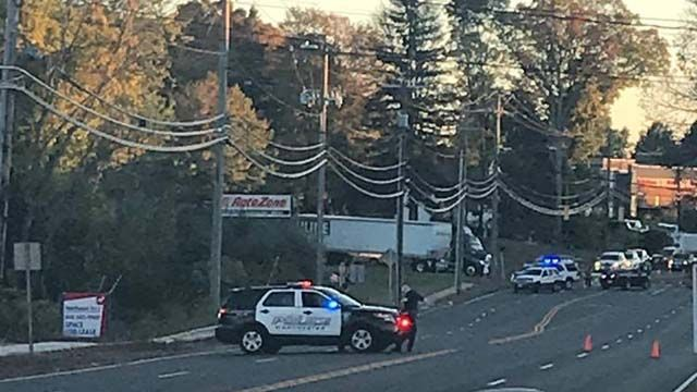 Barricaded man in Vernon taken into custody after several-hour standoff