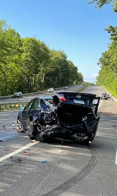 5 arrested in connection with stolen vehicle crashes in Glastonbury