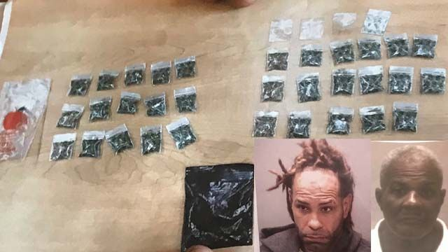 New Haven police identify two arrested amid K2 overdoses