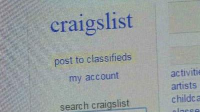The Hartford Com Myaccount >> Craigslist Robbery Investigated In West Hartford News