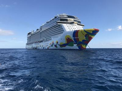 Major cruise ship company may avoid Florida if state doesn't permit Covid-19 vaccination checks, CEO says