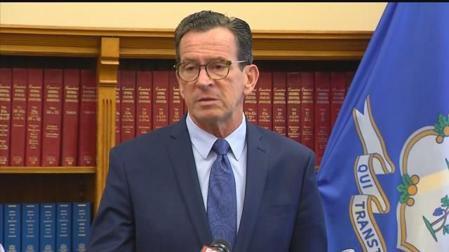 Malloy ranks among the least popular governors in the country, study says