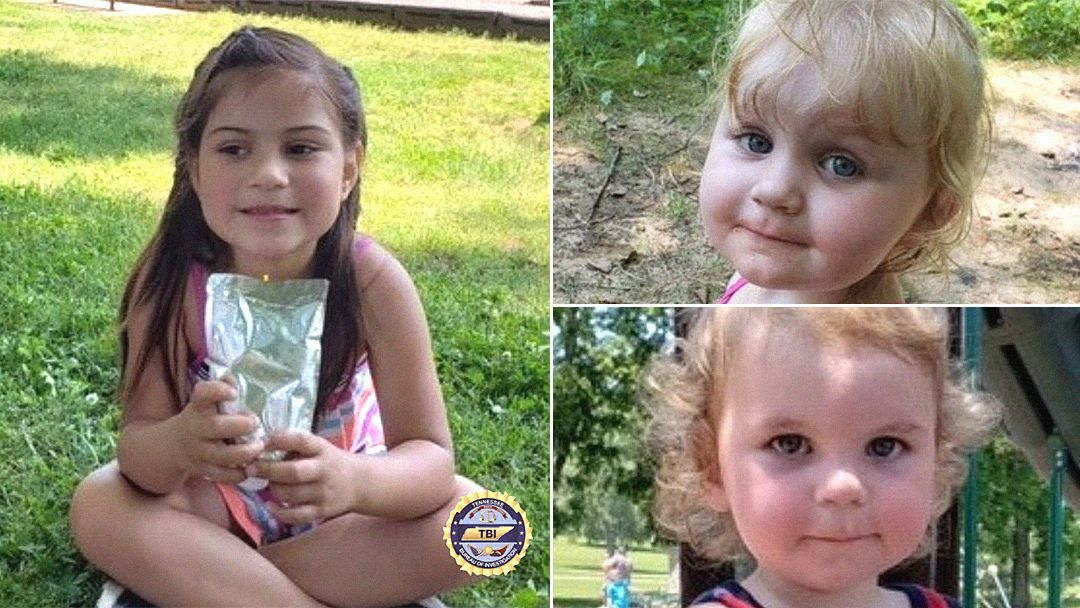 Missing Tennessee Children