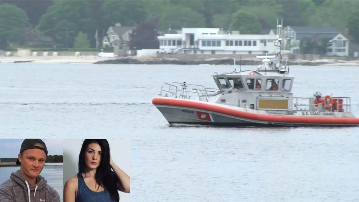 Groton search suspended despite 'hull' discovery