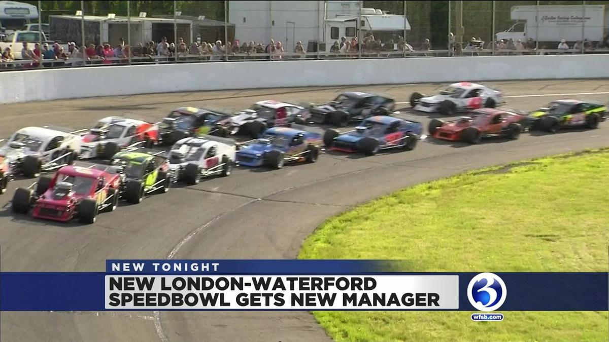 New London and Waterford Speedbowl under new track manager